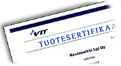 certifikaatti liimapuupalkille